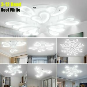 Modern Star Light LED Ceiling Lights Chandelier Living Room Kids Bedroom Decors