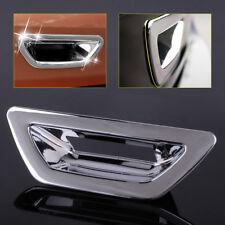 Trunk Door Handle For Nissan Rogue X-Trail T32 2014-2017 Chrome Rear Cover Trims