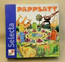Selecta - Jeu de société pour enfants A table, les animaux du Zoo - pièces bois