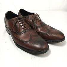 Rockport Adiprene Men's 11 M Brown Leather Lace Up Oxford Shoes