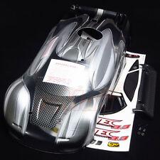 Traxxas ProGraphix Nitro 4-Tec 3.3 Body GP 1:10 RC Cars Touring On Road #4812