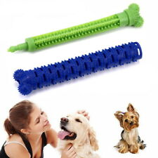 Pet Dog Toothbrush Dental Care Brush Chew Grinding Toy Cleaning Teeth Brushing