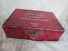 Peter Stone Tack Box Only for Patches Pride Dark Chestnut Horse