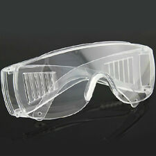 Vented Safety Goggles Glasses Eye Protection Protective Lab Anti Fog Clear Pop A