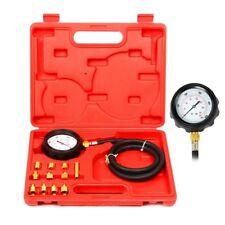Engine Oil Pressure Tester / Engine Gauge Diagnostic Test Set 500PSI W/Case USA