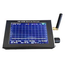 35M-4400M Schermo LCD da 4,3 pollici Analizzatore di spettro semplice X7E2