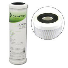 10 Inch - Pentek CBC-10 Active RO Carbon Block Water Filter Cartridge 0.5 Micron