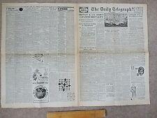 THE DAILY TELEGRAPH - SATURDAY JANUARY 29, 1944