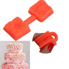 1Pc Cherry DIY Fondant Decorating Chocolate Sugarcraft Cake Candy Silicone Mold