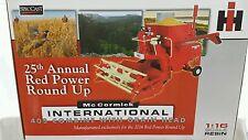 1/16 INTERNATIONAL 403 COMBINE RED POWER ROUND UP