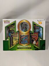 Pokemon Trading Card Game Red & Blue Collection Venusaur-EX Set New