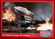 THUNDERBIRDS - The Mole Through the Flames - Card #63 - Cards Inc 2001