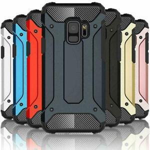 Heavyduty Phone Case For Samsung Galaxy A20E A21S Shockproof Tough Armor Cover