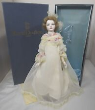 Vintage Boxed Royal Doulton Nisbet Ltd.Ed. China Doll 'Presentation at Court'
