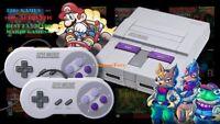Super Nintendo Classic Mini Edition SNES System - NES - 530+ Games! Modded FAST!