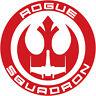 "Star Wars Rogue Squadron 6"" Vinyl Decal Car Window Sticker"