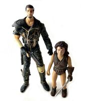 Mad Max 2 & Boy The Road Warrior Movie Action Figures Set Complete 2000 N2Toys