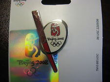 Beijing 2008 Olympic Pin - Olympic Torch