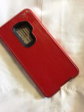 For Samsung S9 Case Mirror Red Hybrid Case
