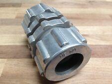 """1 1/2"""" Diecast in alluminio paratia a DOPPIO Compressione Raccordo tubo/connettore"""