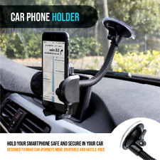 Long Arm Car Holder Dashboard Suction Cup Mount Stand for Cell Phone Pulse