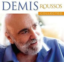 Collected - 3 DISC SET - Demis Roussos (2015, CD NEUF)