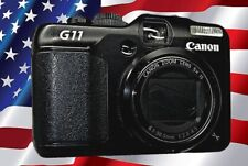 Canon G11-Large Screen with Tilt LCD-Long Lasting Battery-Great Zoom