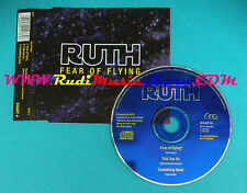 CD Singolo Ruth Fear Of Flying DSART4 UK 1995 no mc lp vhs(S25)