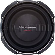 "Pioneer Ts-sw3002s4 12"" 1500-watt Shallow Subwoofer With Single (tssw3002s4)"