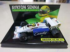 Long 1:43 - Ayrton Senna collection-Toleman TG 184-HART TURBO 1984