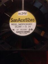 Sanyo Denki-Sanace Fans 9Ws0924H402 24vdc Axial Fan