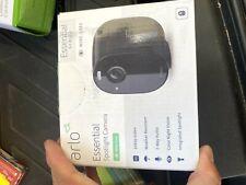 Arlo - Essential Spotlight Camera Indoor/Outdoor Wire-Free 1080p Security C...