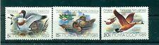 Russie - USSR 1989 - Michel n. 5965/67 - Canards et oies