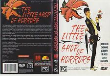 DVD * The Little Shop of Horrors * 1960 Australian Force Video Issue Cult Horror