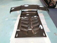 Carbon Engine hood & spoiler fit Lamborghini Gallardo LP560 LP570 Super Trofeo