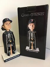BOSTON RED SOX GAME OF THRONES  -Ser Andrew Benintendi SGA Bobblehead GOT Fenway