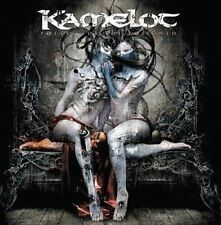 Kamelot Poetry For The Poisoned vinyl LP NEW sealed
