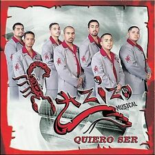 Mazizo Musical : Quiero Ser CD