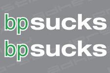 BP SUCKS Sticker Vinyl Decal