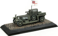 Tanks of the Great War WW1 1/72 Rolls Royce Armoured Car RNAS 8-C-2 WW10301