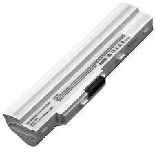 AKKU Für Medion Akoya E1210, MSI Wind U90 U100, LG X110, BTY-S11, BTY-S12 weiß