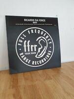 Ricardo Da Force Why 12 Inch Vinyl House Record