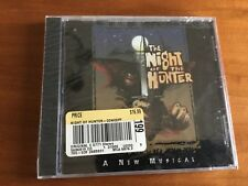 Night of the Hunter Unopened Musical Soundtrack Cd Richardson / Cole *New*