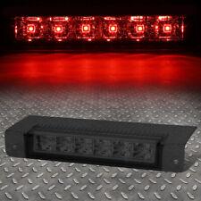 FOR 03-17 EXPRESS SAVANA LED THIRD 3RD TAIL BRAKE LIGHT STOP PARKING LAMP SMOKED