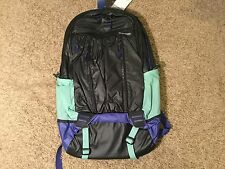 Burton - Bravo Backpack - 29L - Process Pop Ripstop - Blue Black Green - NEW  DM