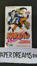 Naruto il mito n°22 serie rossa - esaurito panini