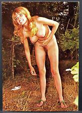 Krüger Erotik AK Nackte Frau Nude Female Erotic Postcard Postkarte Women (L-3550