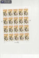Sealed John & William Bartram Stamp Sheet - Usa #3314 33 Cent American Botanist