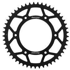 Supersprox Motorcycle Black 520 Rear Steel Sprocket 42T RFE-990-42-BLK