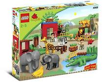 NEW Lego Duplo TOWN 4968 FRIENDLY ZOO Sealed Boys Girls